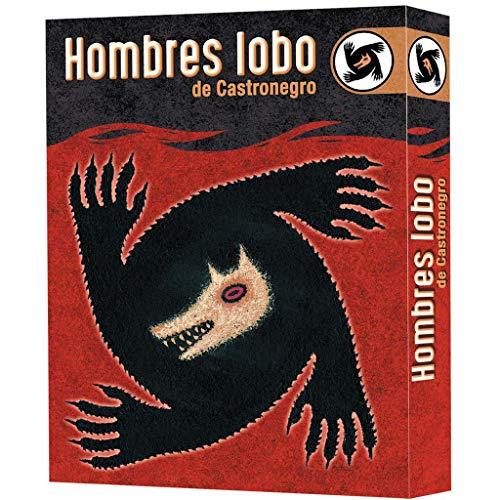 Zygomatic Castronegro-Nueva Edición-¡Descubre a los Hombres Lobo Antes de Que te den Caza, Color (ASMWER01ES) a buen precio