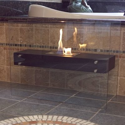 Indoor Fireplaces Provide Gel Or Electric Warmth For Your