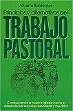 Principios y Alternativas del Trabajo Pastoral, Alberto Barrientos, 089922220X