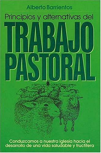 Principios y Alternativas del Trabajo Pastoral: Amazon.es: Barrientos, Alberto: Libros