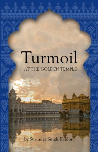Download Turmoil at the Golden Temple pdf epub