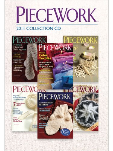 Read Online PieceWork 2011 Collection CD pdf