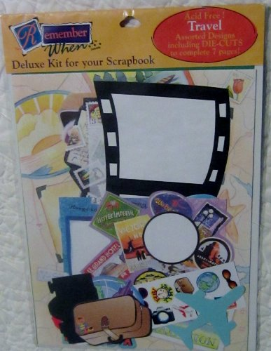 Remember When Deluxe Kit for Your Scrapbook