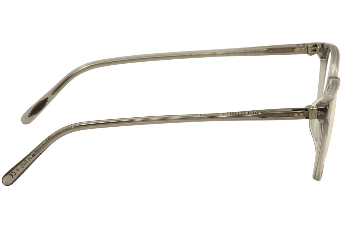 02929d371b007 Amazon.com  Oliver Peoples OV5345U OV 5345 U Ebsen 1132 Grey Crystal Optical  Frame 48mm  Health   Personal Care