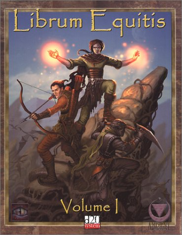 Download Librum Equitis, Volume 1 (d20 Fantasy Roleplaying Supplement) PDF