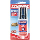 Loctite Epoxy Quick Set 0.85-Fluid Ounce Syringe (1395391)