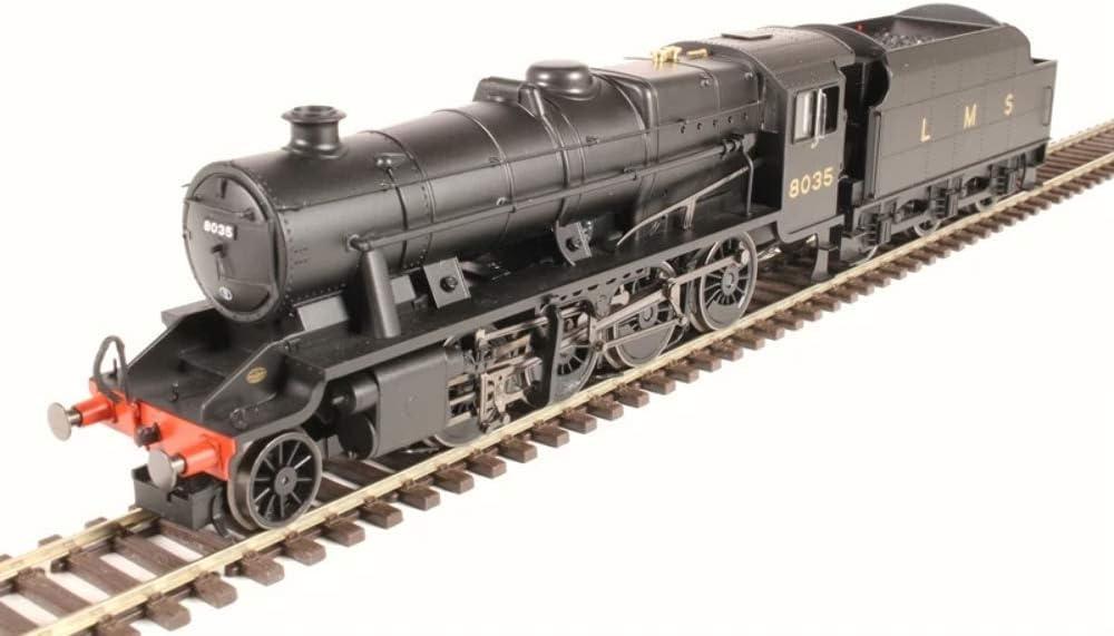 Hornby R3565 LMS 2-8-0 8F Class Train Model Set