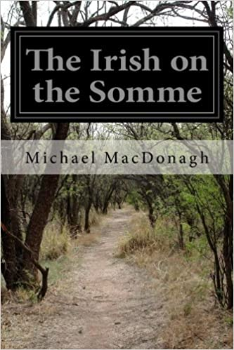 The Irish on the Somme