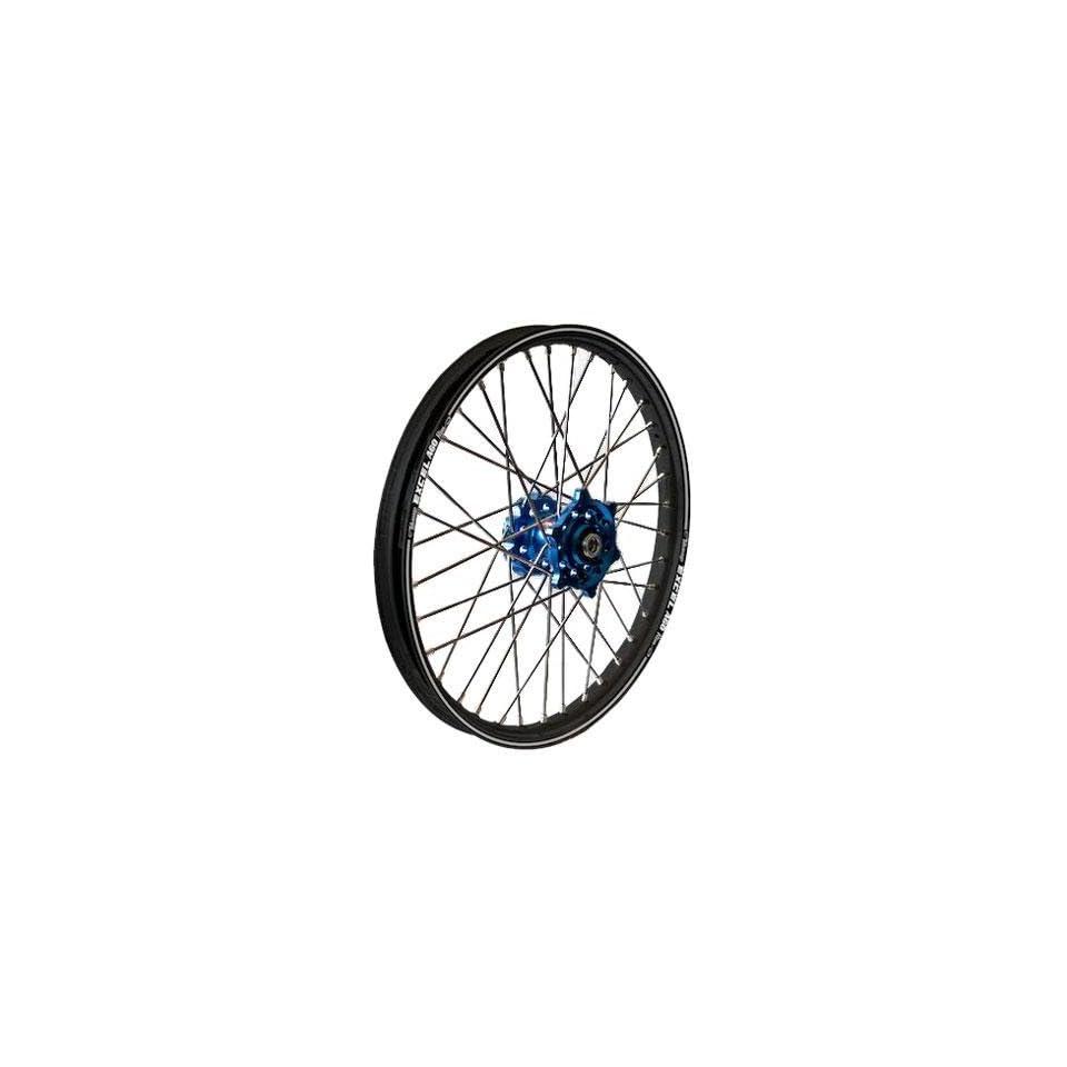 Talon MX Front Wheel Set with Excel Rim   1.60x21   Dark Blue/Black , Color Blue, Position Front, Rim Size 21 56 3101DB