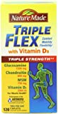 Nature Made Tripleflex Triple Strength with Vitamin D3, 120-Count