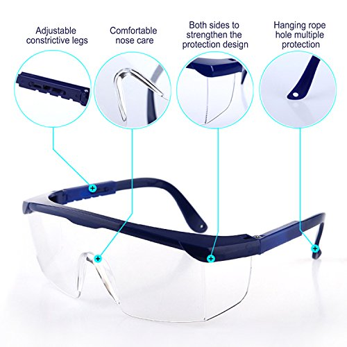 Review Children's Safety Glasses by