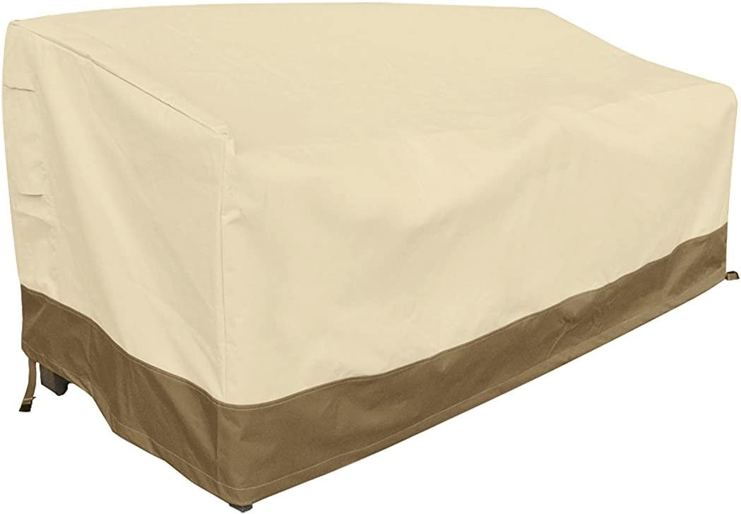 Waterproof Single Sofa Seat Covers Garden Patio Furniture Chair Cover Outdoor