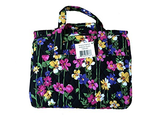 Price comparison product image Vera Bradley Hanging Travel Organizer (Wildflower Garden)