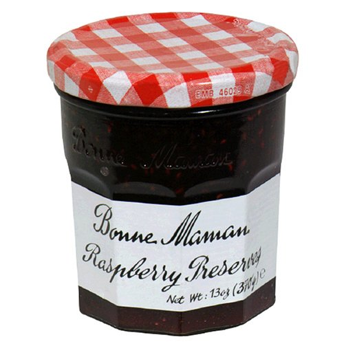 Sauce Raspberry Preserves (Bonne Maman Raspberry Preserves, 13-Ounce Jars (Pack of 6))