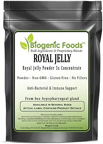 Royal Jelly - Royal Jelly Powder 3X Concentrate - from bee hypopharyngeal Gland, 25 kg