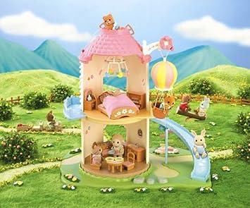 Sylvanian Families - Casa de muñecas Sylvanian Families (4970): Amazon.es: Juguetes y juegos