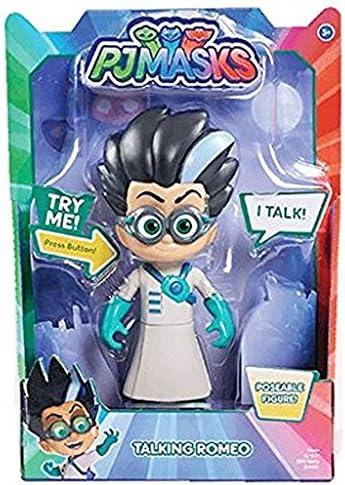 PJ Masks - Figura parlante de Romeo de la serie infantil «PJ ...