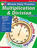Multiplication and Division, Jill Safro, 0439409160
