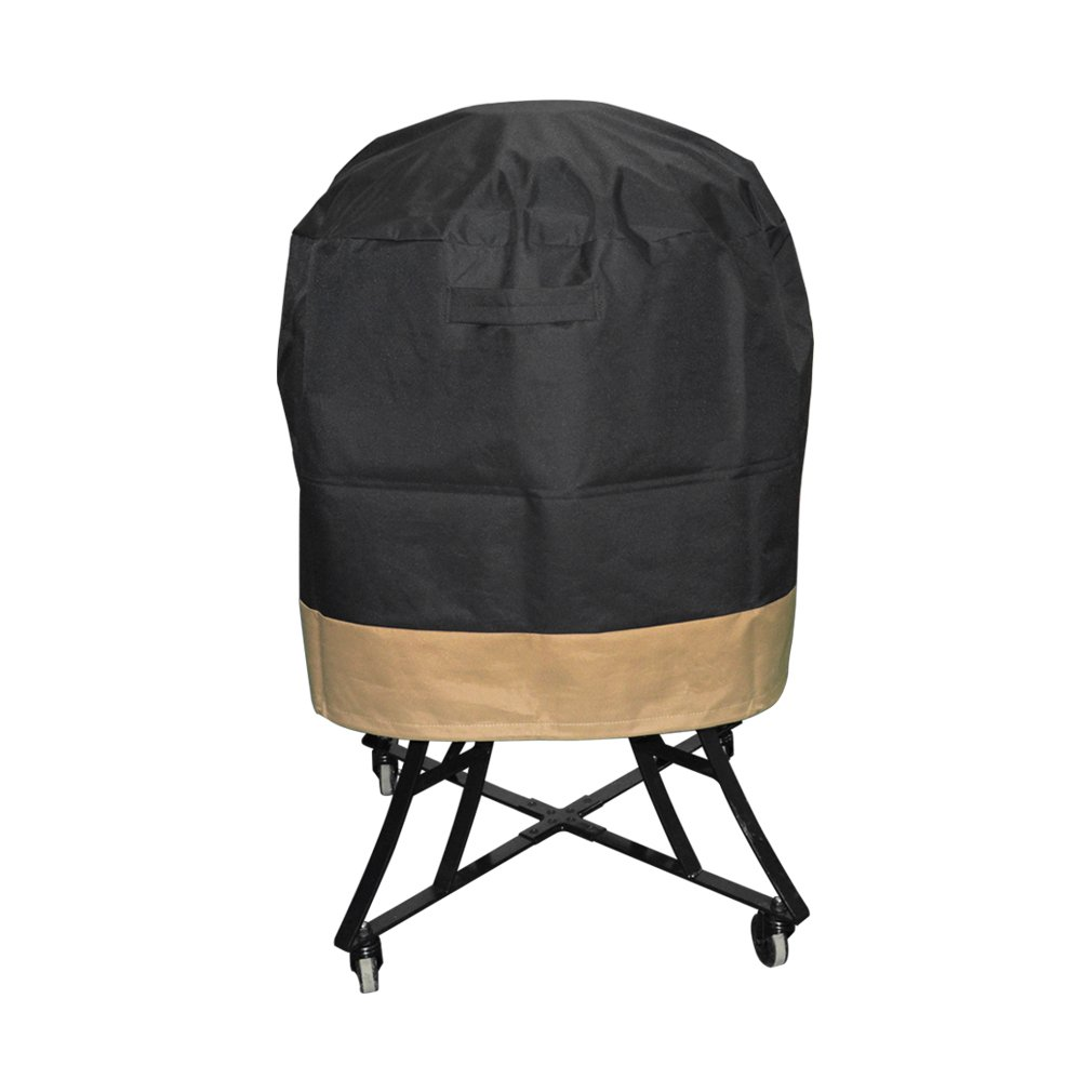 "Onlyfire Kamado Grill Cover Fits for Large Big Green Egg,Kamado Joe Classic and Stand-Alone,Large Grill Dome,Pit Boss K22,Louisiana K22,Coyote The Asado Cooker and Other,30"" Dia X 24"" H"