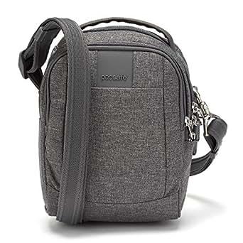 Pacsafe PS30400123 Men's Cross-Body Sling Bag, Dark Tweed