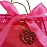 Unique Holiday Gift Card Holder with Rhinestone