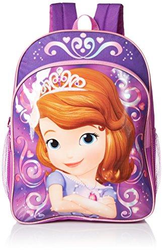 Disney Girls Sofia Inch Backpack