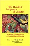 The Hundred Languages of Children, Carolyn Edwards and Lella Gandini, 0893919276