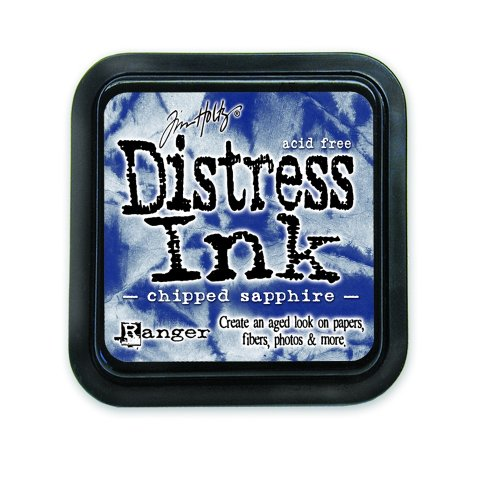 Ranger DIS-27119 Tim Holtz Distress Ink Pad, Chipped (Ranger Distress Ink Pads)