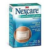 3M Nexcare Soft Cloth Premium Adhesive Gauze Pad Review and Comparison