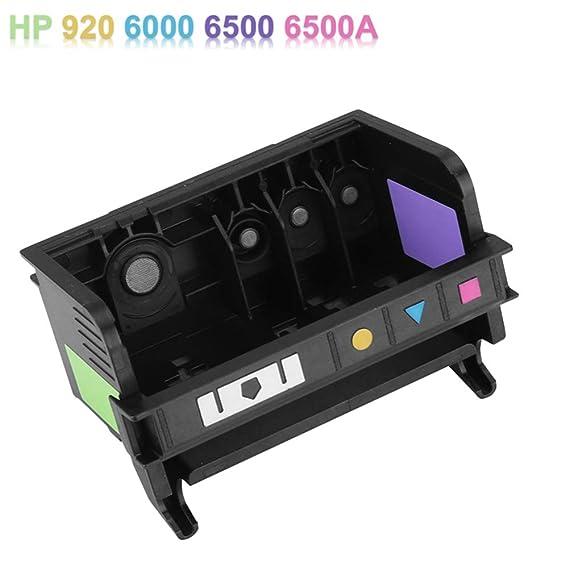 Denash Kit de Cabezales de impresión para Cartuchos de Tinta HP ...