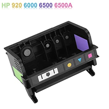 Denash Kit de Cabezales de impresión para Cartuchos de Tinta HP 920 6000 6500 6500A Impresora