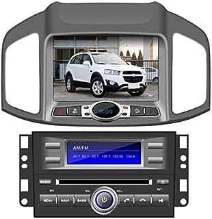 Amazon com: Chevy Captiva Sport 12-15 Double DIN Stereo Harness