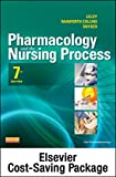 Pharmacology and the Nursing Process -- Text and Elsevier Adaptive Quizzing Package, Lilley, Linda Lane and Rainforth Collins, Shelly, 0323280285