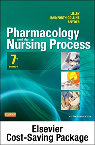 Pharmacology and the Nursing Process -- Text and Elsevier Adaptive Quizzing Package, 7e by Elsevier