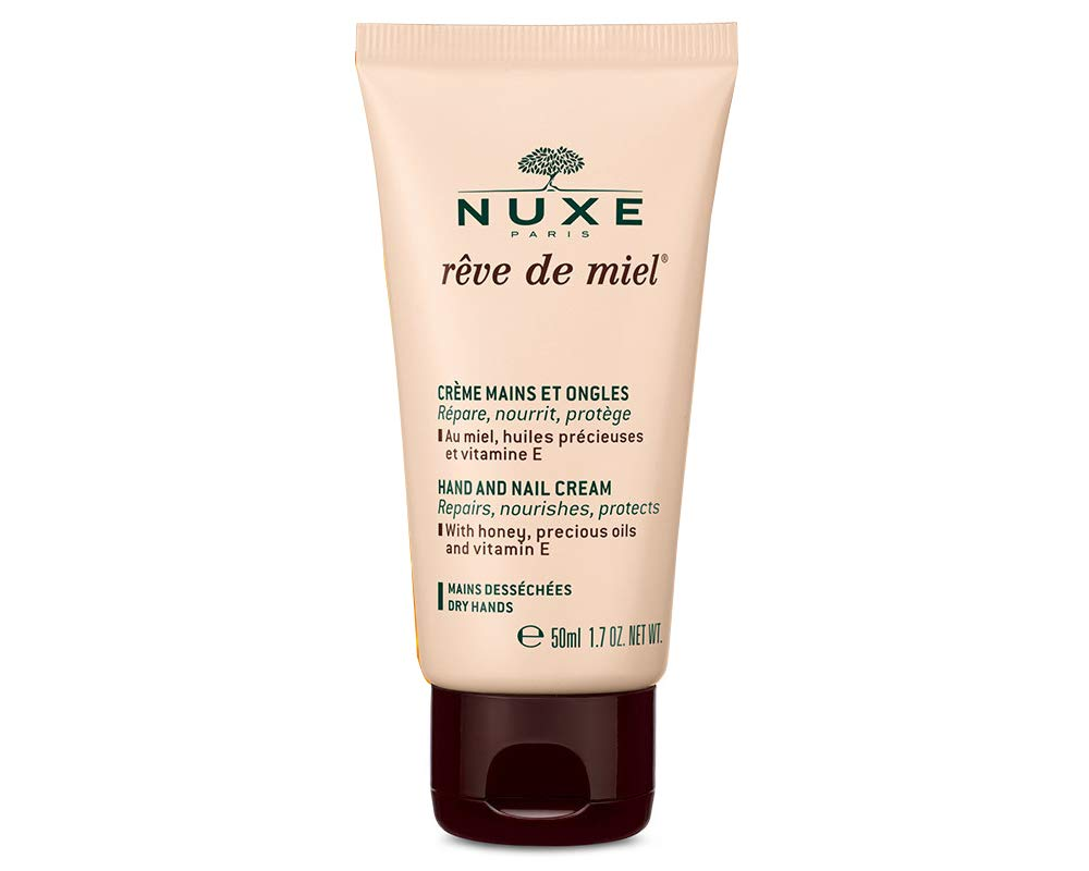 NUXE Reve de Miel Hand and Nail Cream, 1.5 oz : Beauty