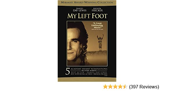 my left foot novel