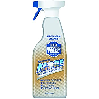 Bar Keepers Friend Spray and Foam Cleaner