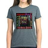 CafePress - Team General Hospital Women's Dark T-Shirt - Womens Cotton T-Shirt, Crew Neck, Comfortable & Soft Classic Tee