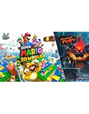 Super Mario 3D World + Bowser's Fury - Switch [Digital Code]
