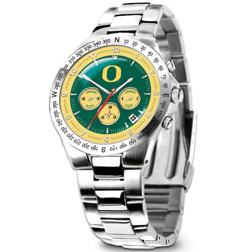 University Of Oregon Ducks Collector's Watch by The Bradford Exchange