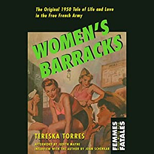 Women's Barracks Audiobook
