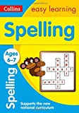 Collins Easy Learning Age 5-7 — Spelling Ages 6-7: New Edition
