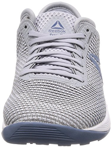 8 white Gris Nano Femme white Slate Grey Cloud De Chaussures White Fitness spirit blue cloud Crossfit R White Reebok 0 zS1EqxwtHE