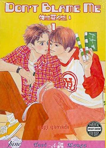 Download Don't Blame Me Volume 1 (Yaoi) (v. 1) PDF