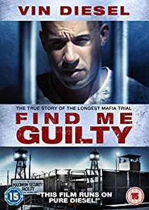 Amazon.com: Find Me Guilty: Movies & TV