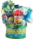 Gift Basket Village Easter Egg Hunt Easter Gift Basket for Kids, Medium, 7 Pound