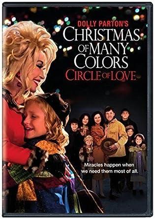 Dolly Partons Christmas Of Many Colors Circle Of Love.Amazon Com Dolly Parton S Christmas Of Many Colors Circle