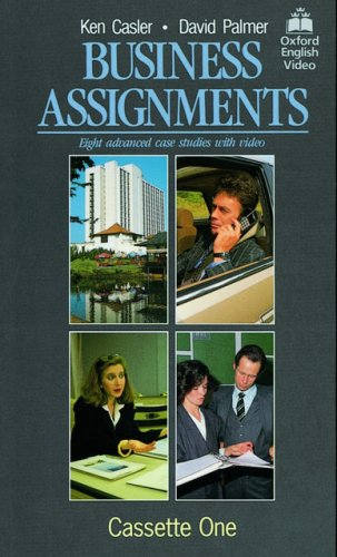 Business Assignments [VHS] - Mall Oxford