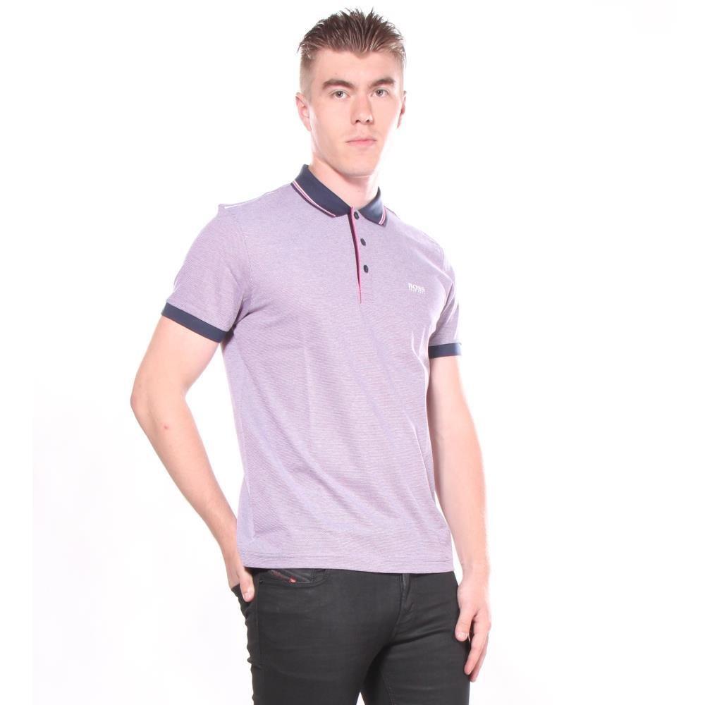 Amazon Hugo Boss Mens Regular Fit Paddy 2 Polo Shirt Clothing