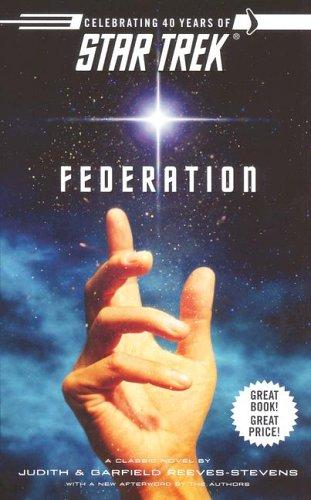 Download Federation (Star Trek: the Original Series) pdf